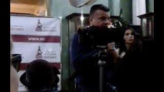 Леонид Парфенов в Доме Книги (04.12.07)