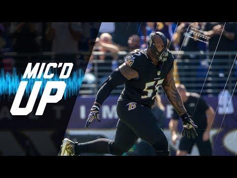 Best Mic'd Up Sounds of Week 4, 2017 | Sound FX | NFL Films