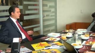 Nos Visitó: Angelo Caputi Oyague, Presidente Ejecutivo Banco de Guayaquil