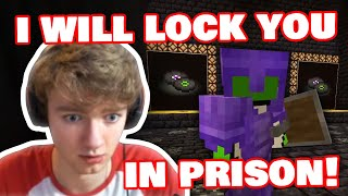 Dream Wanted To KILL Tubbo And LOCK Tommy IN PRISON! DREAM SMP