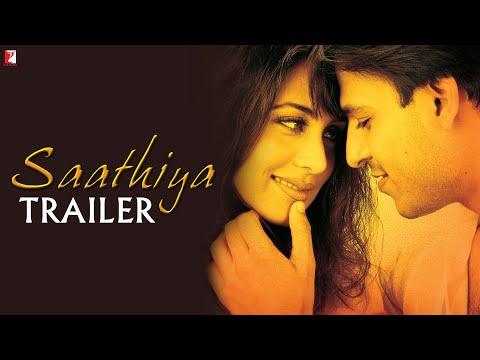 Saathiya | Official Trailer | Vivek Oberoi | Rani Mukerji