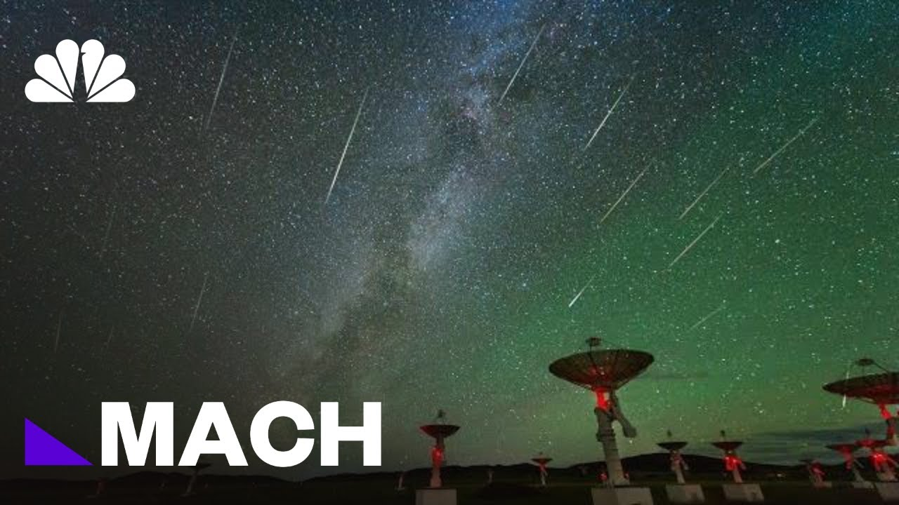 The Perseid Meteor Shower streaking across the sky until August 24