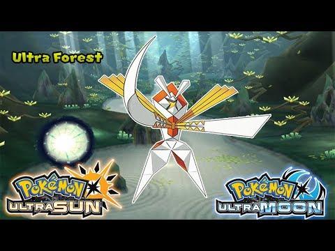 Pokemon UltraSun & UltraMoon - Ultra Forest Music (HQ)