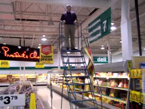 Don't try this at your Loblaw Store!