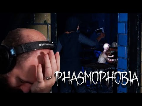 NOT THE BABIES!   Phasmophobia Part 9