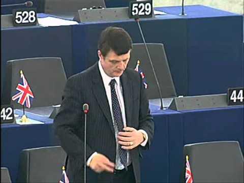Gerard batton -EU Economic Rule Over British Parliment