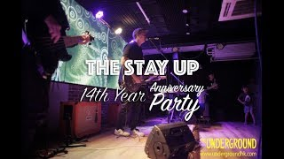 The Stay Up - Wake Up! 14th Year Anniversary Party - Hong Kong live music