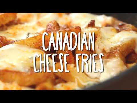 Canadian Cheese Fries