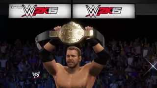 WWE 2K15 PC Launch Trailer