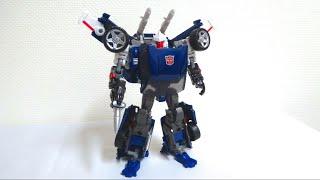 【戦士 トラックス】トランスフォーマー UN13 TFユナイテッド オートボットトラックス Trans formers United Tracks