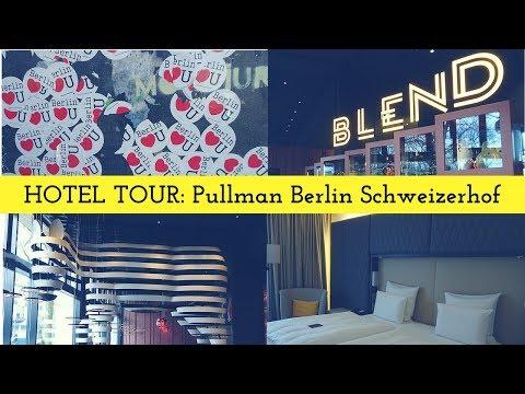 WALK ON THE WILD SIDE OF BERLIN! #Pullman Berlin Schweizerhof