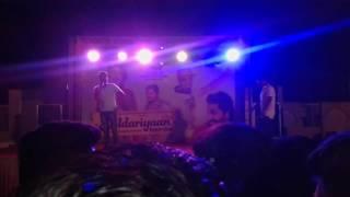 soni prince live with Lakha radio mirchi 98.3 promotion of dildariyan movie ceuro mall in jalandhar