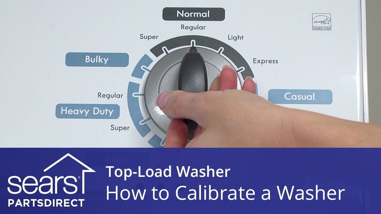 maxresdefault how to calibrate a top load washer youtube  at edmiracle.co