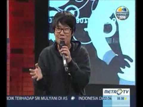 Alonkil (Vania) - Stand Up Comedy - Wanita Juga Bisa