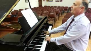 прощание славянки -  Farewell of Slavianka - Adio Slavianka - prof. Adrian Bordeianu