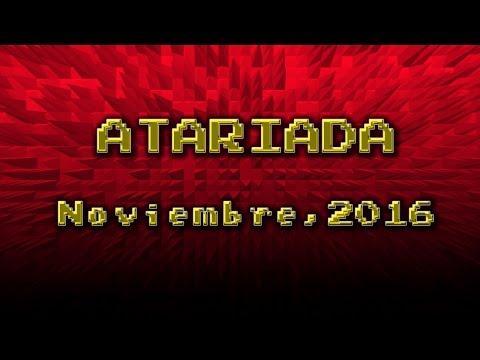 Atariada Noviembre 2016