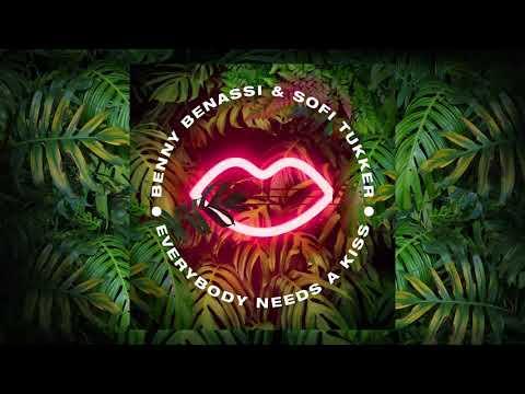 Benny Benassi & Sofi Tukker - Everybody Needs A Kiss [Ultra Music]