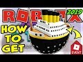 [EVENT] HOW TO GET EGGTANIC EGG   ROBLOX EGG HUNT 2019 Scrambled In Time - Roblox Titanic