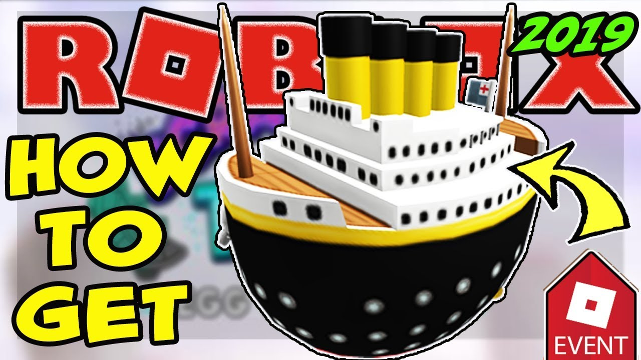 Roblox Titanic How To Become A Crew Youtube How To Get Free