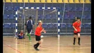 Открытый турнир по мини-футболу. Тагил-ТВ
