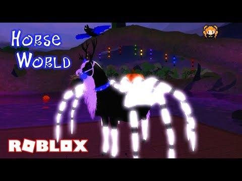 Roblox Horse World Spider Legs Candy Update Halloween - enormous spider legs roblox