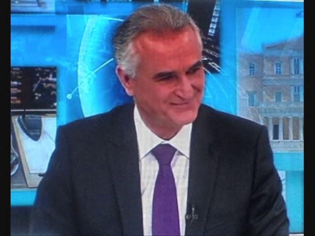 Ο Σ. Αναστασιάδης στο Δημοτικό Ραδιόφωνο Πειραιά