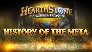 History Of The Meta [Official Hearthstone Video]