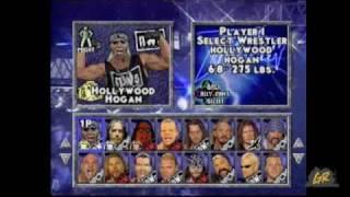WCW/NWO Thunder Gameplay Video