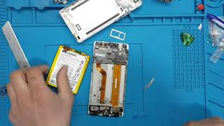How to change battery Huawei P9