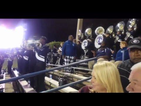 Tift County High school band 2018 Knuck if you Buck ????????