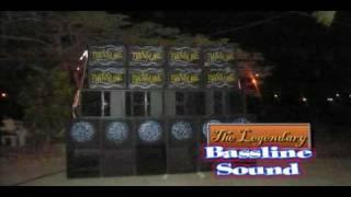 BERBICE, GUYANA. BASSLINE SOUND SYSTEM