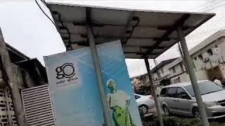 Innovative Volunteerism #Youth driving Solar kiosk innovations in Nigeria