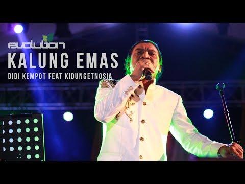Evolution#9 - KALUNG EMAS - Didi Kempot Feat KidungEtnosia