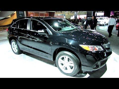 2014 Acura RDX - Exterior and Interior Walkaround - 2013 LA Auto Show