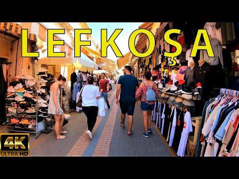 Walking Tour of Lefkoşa(Nicosia)- Cyprus Travel Guide