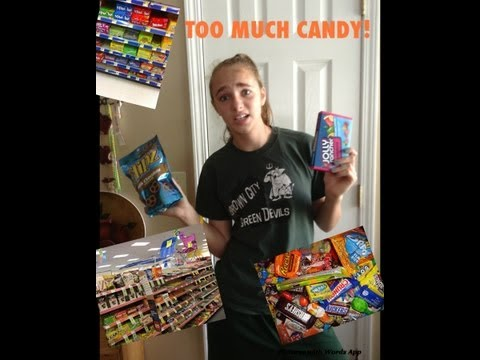 Too Much Candy!