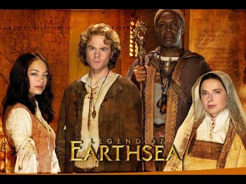 Захватывающий фильм-фэнтези Легенды Земноморья  (2004)