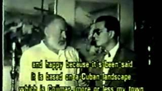 Entrevista a Ernest Hemingway (1954)