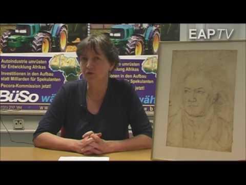 EU-valet: Lotta-Stina Thronell (EAP) om kulturpoli...
