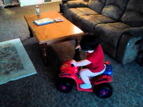 Nico's ride