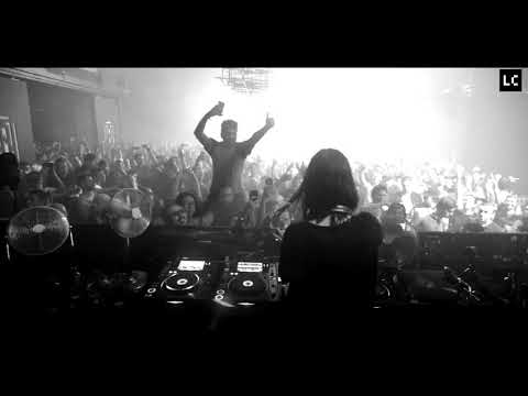 Amelie Lens   All Night Long @ Labyrinth Club   Viral Video 06   Black & White   No intro   outro
