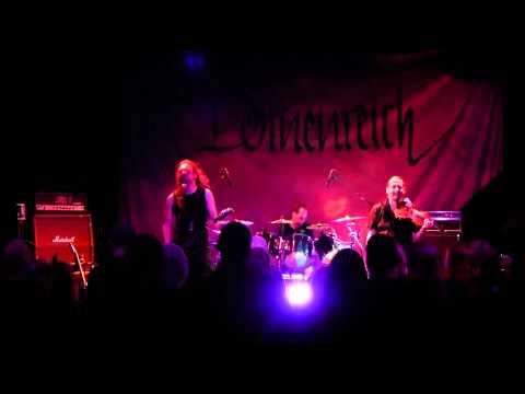 Dornenreich - Jagt - Schwarz schaut tiefsten Lichterglanz live @ Inferno Festival 2011
