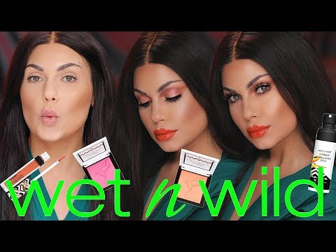 WET N WILD FLIGHTS OF FANCY SUMMER COLLECTION - DRUGSTORE MAKEUP TUTORIAL & SWATCHES| Bailey Sarian
