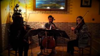 Video Nearer my God to Thee (The Piano Guys' version) - Trio Più Mosso download MP3, 3GP, MP4, WEBM, AVI, FLV September 2018
