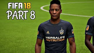 Video FIFA 18 The Journey Hunter Returns Walkthrough Part 8 - THE GREAT EQUALISER | Xbox One Gameplay download MP3, 3GP, MP4, WEBM, AVI, FLV Desember 2017