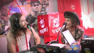 BIG DAY OUT: Edward Sharpe and the Magnetic Zeros Interview Resimi