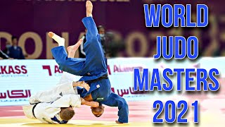 Doha World Judo Masters 2021 | Best Ippons Day 2 【ワールドマスターズ 2021】