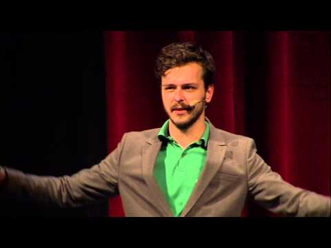 On being a young entrepreneur: Christophe Van Doninck at TEDxFlanders