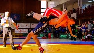 Wrestling GrecoRoman Poland Junior Cup Warsaw Targowek march 2014