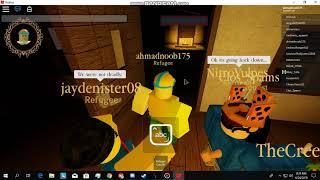 (Roblox) exploiting at Qweerial Isle Asylum Paradise part 1